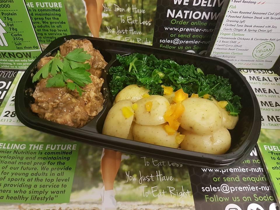 Premier Nutrition | Meal Prep North East | Meal Prep UK